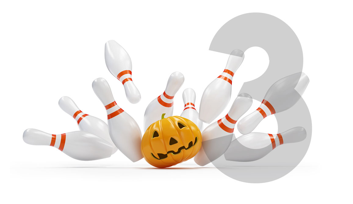 Halloween-Spiel